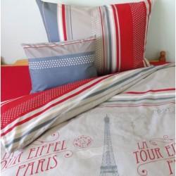 Párizs pamut ágyneműhuzat 3 részes